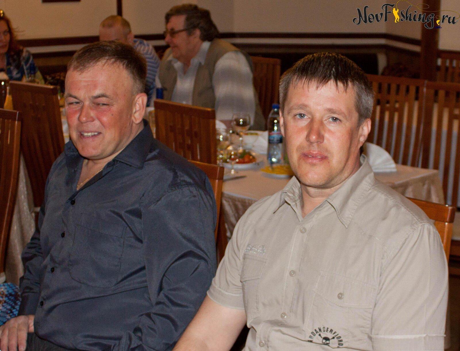 Бегемот и Александр Николаевич