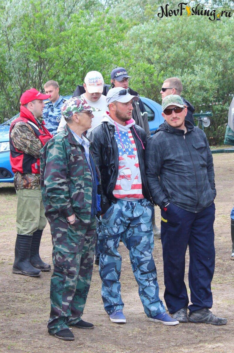 Новгородские порыбалки 2016