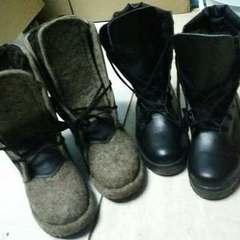 Сибирская обувь