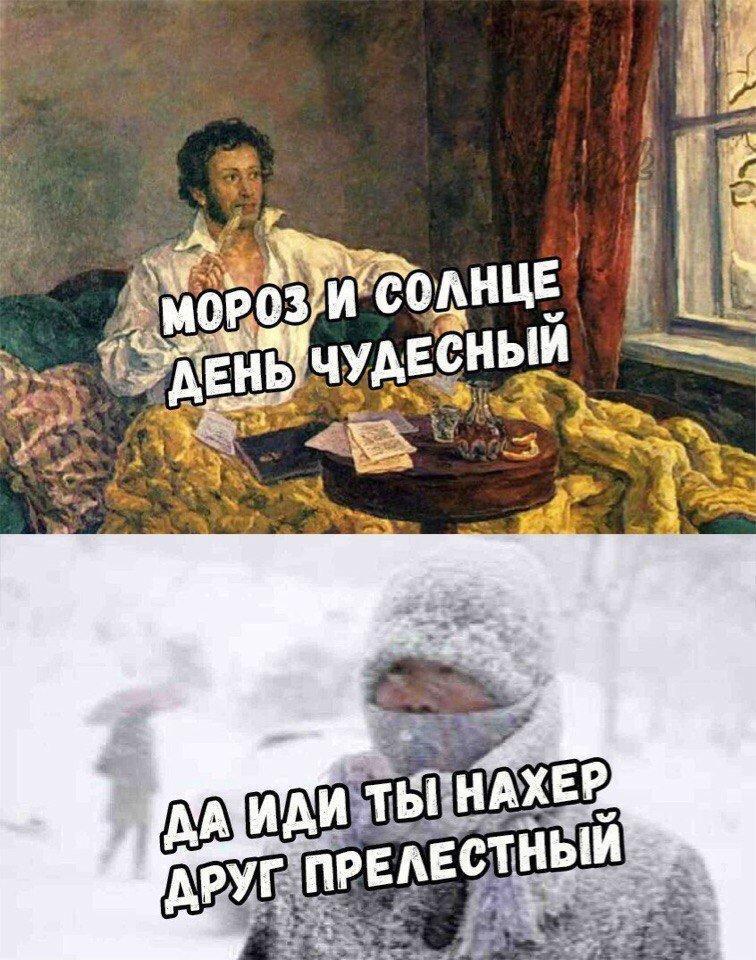 Пушкин смешные картинки с надписями