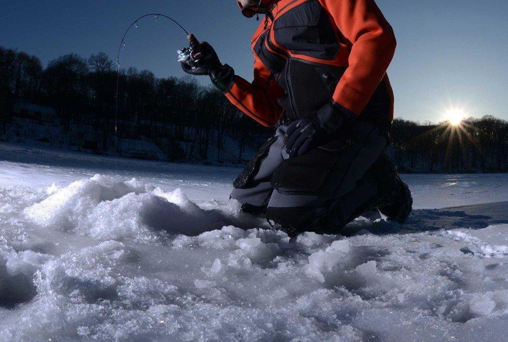 зимняя рыбалка фунтусова фото свидетельство существования